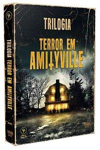 TRILOGIA TERROR EM AMITYVILLE (DIGISTAK COM 3 DVD'S)
