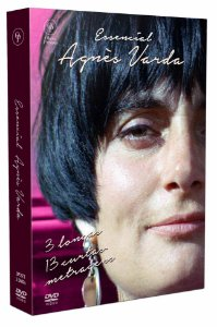 ESSENCIAL - AGNÈS VARDA - DIGISTAK COM 3 DVD'S