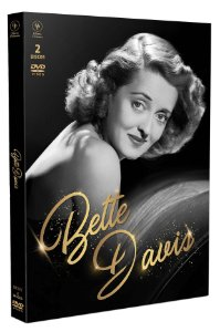 BETTE DAVIS - DIGIPAK COM 2 DVD'S