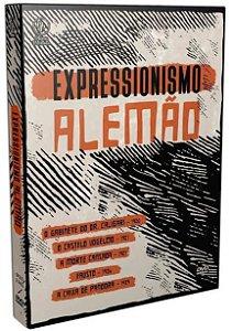 EXPRESSIONISMO ALEMÃO [DIGISTAK COM 3 DVD'S]