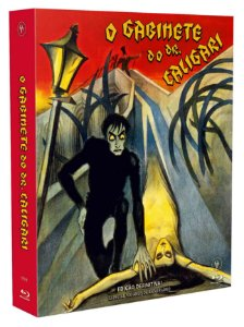 O GABINETE DO DR CALIGARI - BD