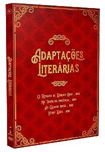 ADAPTAÇÕES LITERÁRIAS [DIGIPAK COM 2 DVD'S]