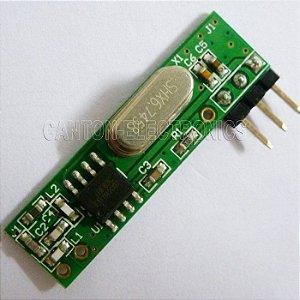 Receptor RF Super Heterodino 433Mhz SYN470R