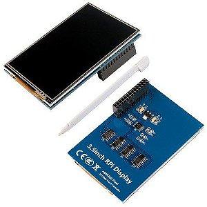 Display 3.5 TFT Touch para Raspberry Pi