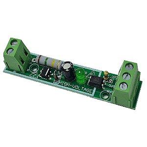 Módulo Optoacoplado Detector de Tensão AC 220V