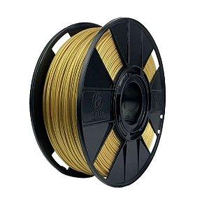 Filamento PLA Basic 1Kg 1.75mm Dourado