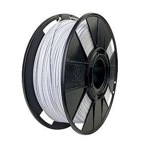 Filamento PLA Basic 1Kg 1.75mm Branco Gesso