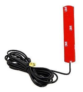 Antena Autocolante para Módulo GSM GPRS com Cabo