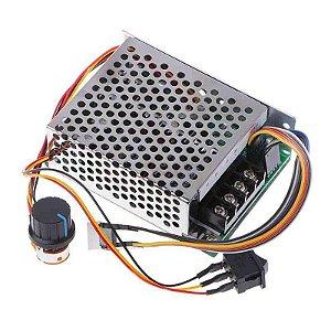 Módulo Controlador PWM com Reversão 10-55V 60A