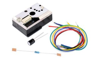 Sensor de Fumaça e Poeira GP2Y1014AU0F