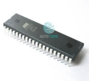 Microcontrolador AT89S52-24PU