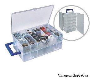 Caixa Organizadora Dupla 105