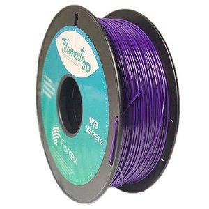 Filamento Petg 1.75mm 1Kg Roxo