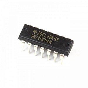 74HC04 - CI Porta Lógica NOT