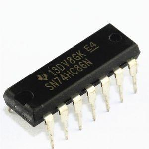74HC86 - CI Porta Lógica XOR
