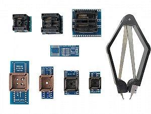 Kit Adaptadores para Gravador de Bios EEPROM