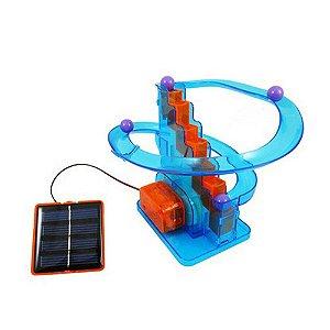 Kit Experimento Solar Roller Coaster