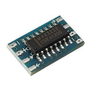 Mini Módulo Conversor RS232 para TTL