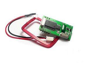 Módulo Leitor RFID RDM6300 125 KHz