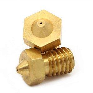 Nozzle 0.3mm - Bico Hotend 1.75mm