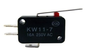 Chave Micro Switch KW11-7-3 2T