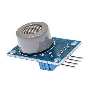 Módulo Sensor de Monóxido de Carbono MQ-7