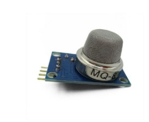 Módulo Sensor Hidrogênio MQ-8