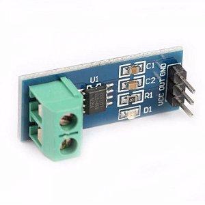 Módulo Sensor de Corrente ACS712 5A