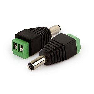 Adaptador Conector P4 Macho para Borne