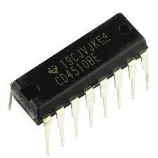 CD4510 - CI Contador