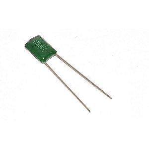 Capacitor Poliéster 100V - x5pcs