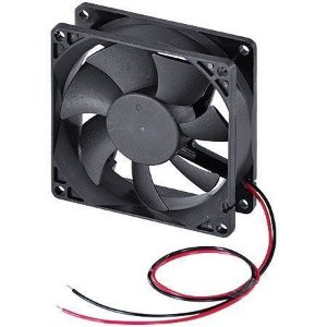 Mini Ventilador Cooler 80x80mm 12V