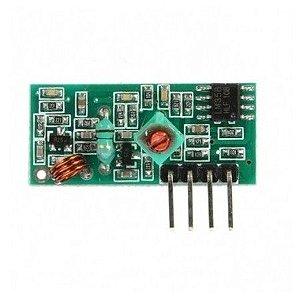 Módulo Receptor RF 433Mhz