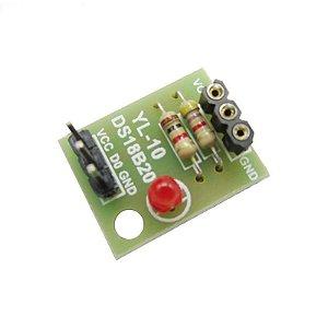 Módulo Adaptador Sensor de Temperatura DS18B20