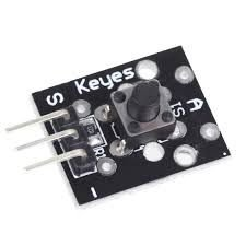 Módulo Chave Táctil KY-004