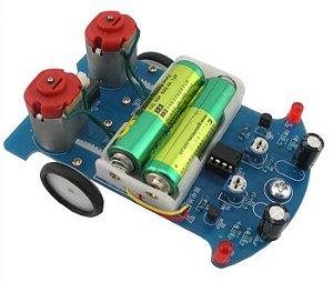 Kit Robô Seguidor de Linha DIY
