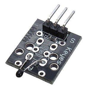 Módulo Sensor de Temperatura Ntc Termistor KY-013