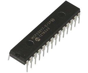 MCP23017 - CI Expansor de Porta Entrada/Saída I2C