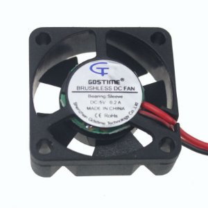 Cooler 5V 30x30mm Ideal para Raspberry Pi
