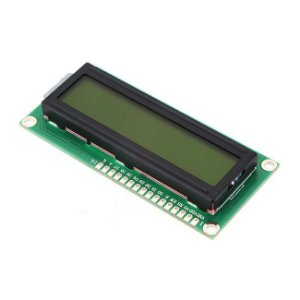 Display Lcd 16x2 Backlight Verde