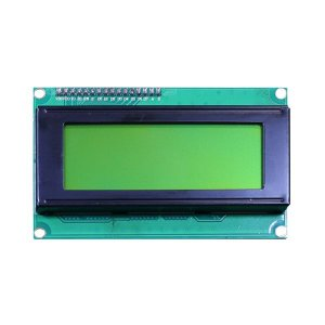 Display Lcd 20x4 com Adaptador I2C Backlight Verde