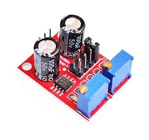 Módulo NE555 Gerador de Frequência