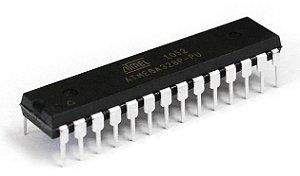 Microcontrolador ATMEGA328P-PU sem Bootloader