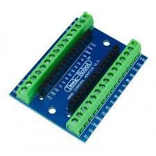 Nano Shield Placa de Expansão Arduino