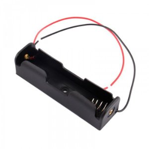 Suporte Bateria 18650 1 Slot