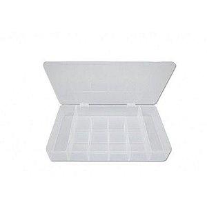 Organizador Plástico G 28x17.5x4cm 11 Divisórias