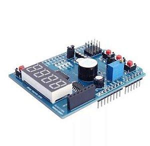 Shield Multifunção para Arduino Uno