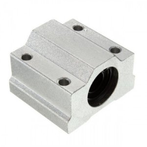 Pillow Block com Rolamento para Eixo Linear 8mm SC8UU