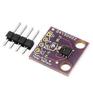 Módulo Sensor de Temperatura e Umidade HTU21D