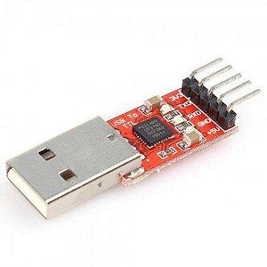 Adaptador Usb-Serial Ttl CP2102 5 pinos